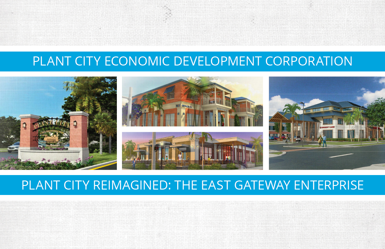 Plant City EDC East Gateway Enterprise Brochure